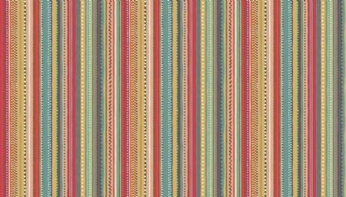 Ellie Dotty Stripe Cotton Fabric Collection Patchwork Quilting